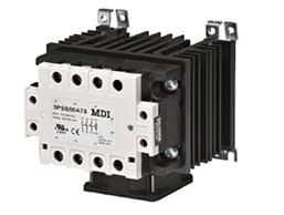 Mercury Free 100A Retrofit Solid State Relays
