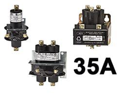 35 Amp Mercury Contactor Relay