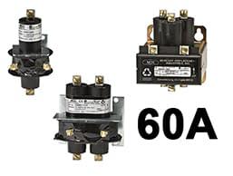 60 Amp Mercury Contactor Relay