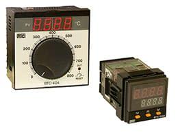 BTC Temperature Controllers