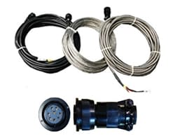 Melt Pressure Cables and Connectors