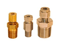 Thermocouple and RTD Compression Fittings
