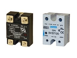 1 Pole MPI Brand Solid State Relays